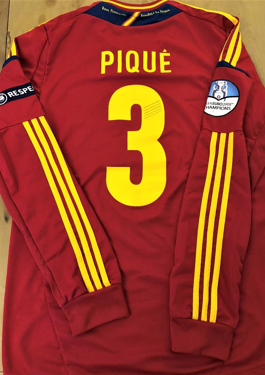 7e1ca049cf camisa da espanha euro 2012 autografada 7 jogadores. Carregando zoom.