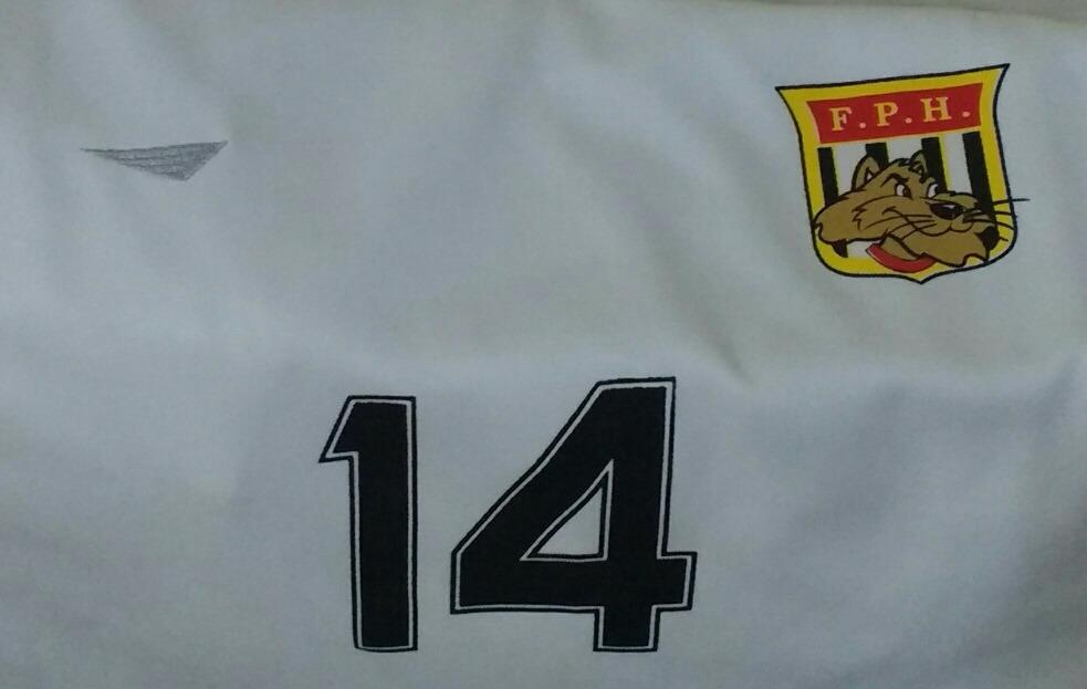 0db6219a61 camisa da federação paulista de handebol ano 2002 de jogo. Carregando zoom.