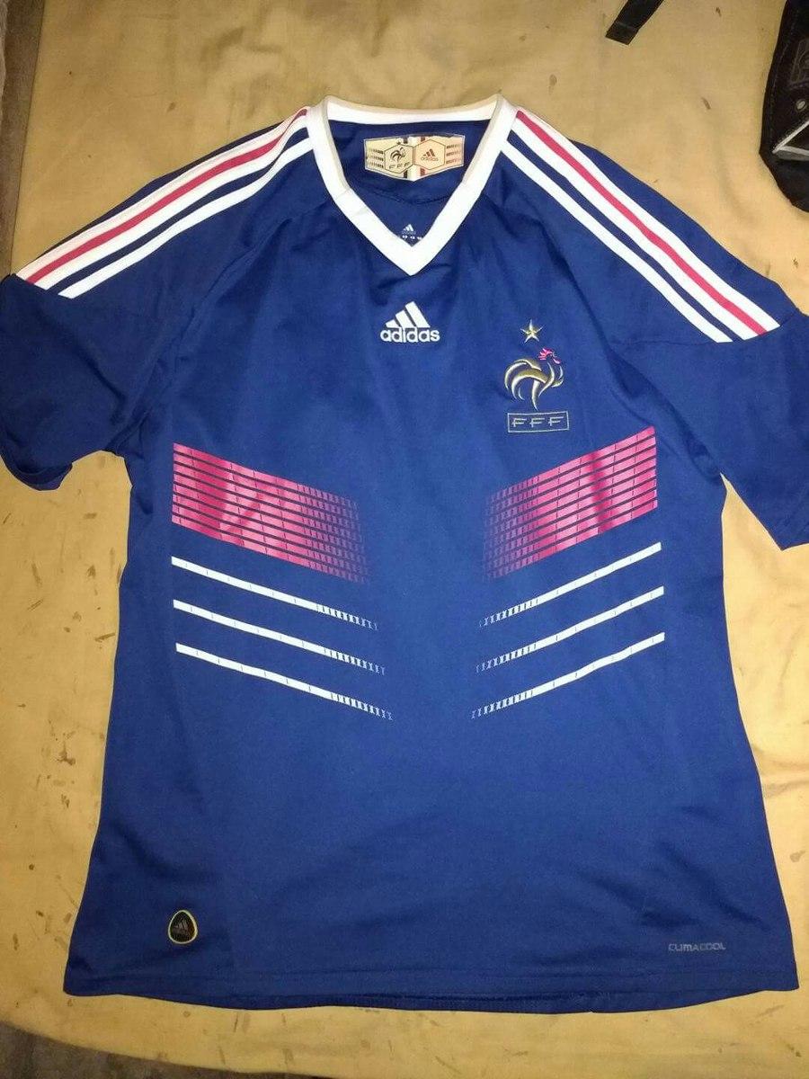 0c37cdcca9771 Camisa Da França 2010