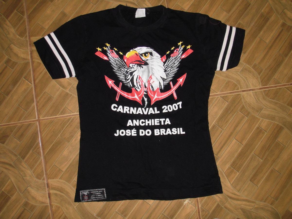 camisa da gaviões da fiel carnaval 2007 feminina. Carregando zoom. fa9835435db3e