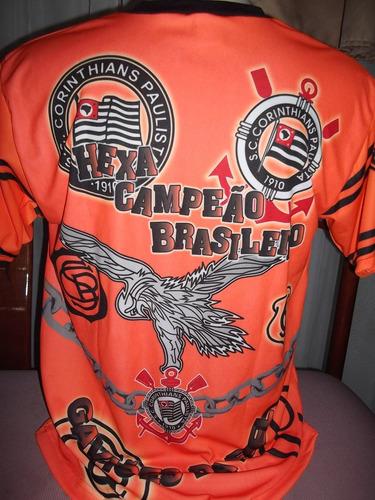 Camisa Da Gavioes Lançameto Tamanho G Apenas Aceito Mp Grata - R  69 ... c6c24e7d14679