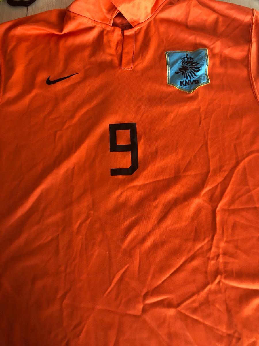 camisa da holanda 2006 van nesteroy. Carregando zoom. d3bfa97e1c1c5