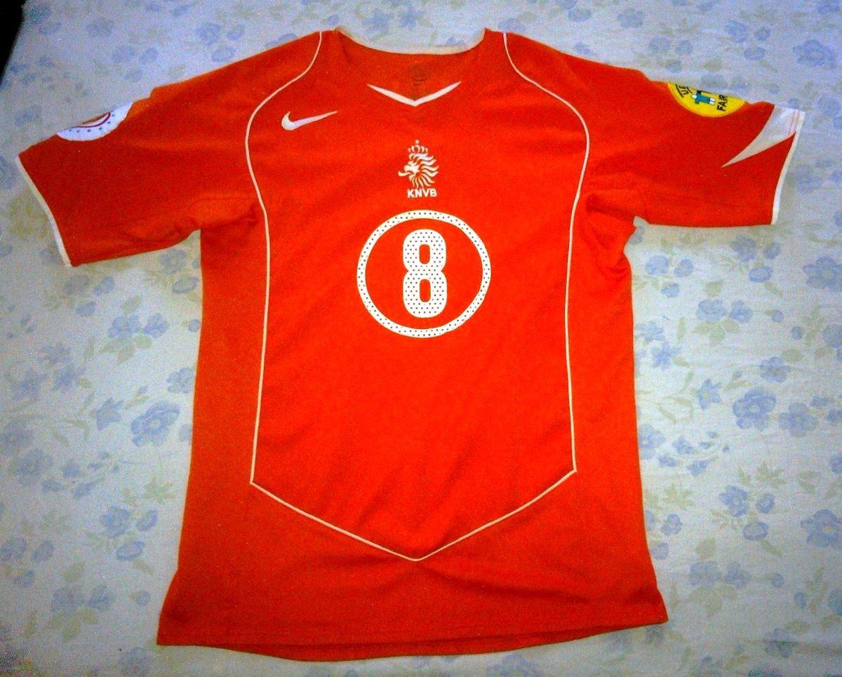 Camisa Da Holanda Davids - R  250 c1bbff25cdd9d