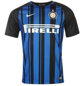 d2966dac09cb7 Nike Camisa Ss Inter Iii Stripe Preta E Branca Times - Camisas de Futebol  com Ofertas Incríveis no Mercado Livre Brasil