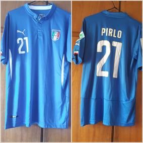 d9945247367 Camisa Seleção Italia 2014 Camisas Futebol Selecoes - Futebol no Mercado  Livre Brasil