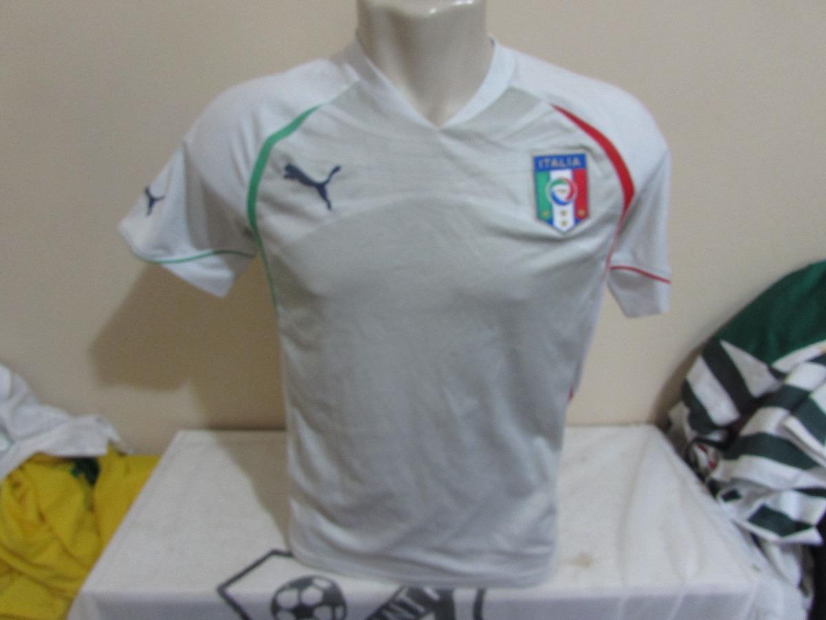 camisa da italia puma. Carregando zoom. a0755610e085e