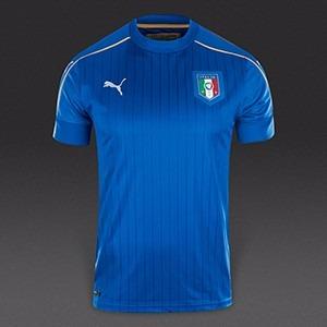 Camisa Da Itália Seleção Branca Azul Nova Frete Time Copa - R  105 ... 8f64e9a9abeb7