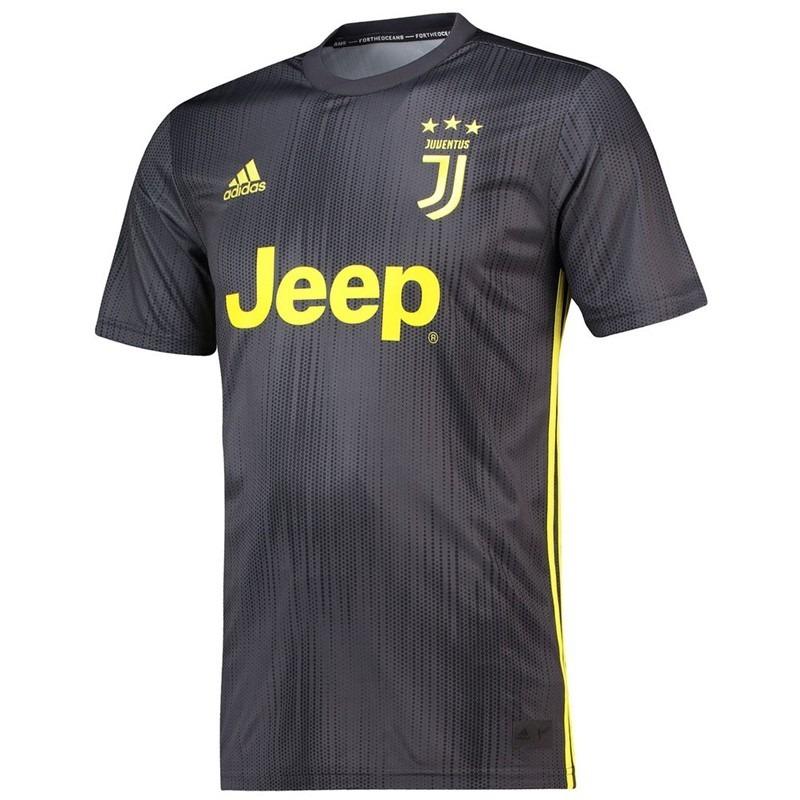 2e3b510f9 Camisa Da Juventus Cinza 18 19 - Frete Grátis - R  189