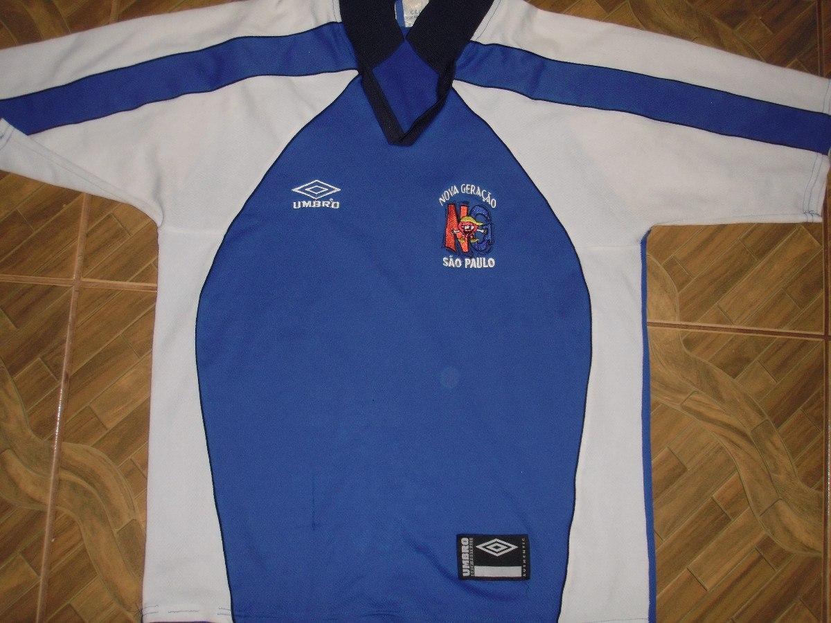 Camisa Da Nova Geração Futebol Clube - R  25 9144d48f32bb5
