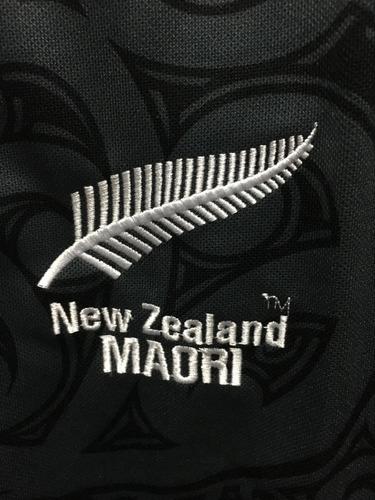 60d71724807 Camisa Da Nova Zelândia 100 Anos Maori Rugby Tamanho Xl