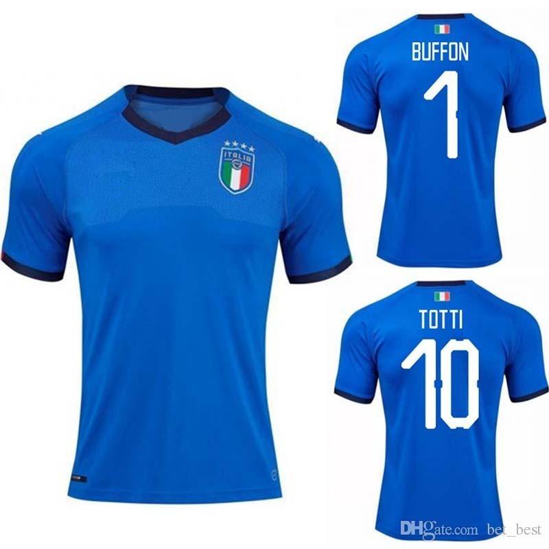 camisa da seleçao da italia 2018 (todos os jogadores). Carregando zoom. be7b7007bb95b