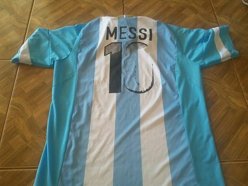 camisa da seleção argentina messi