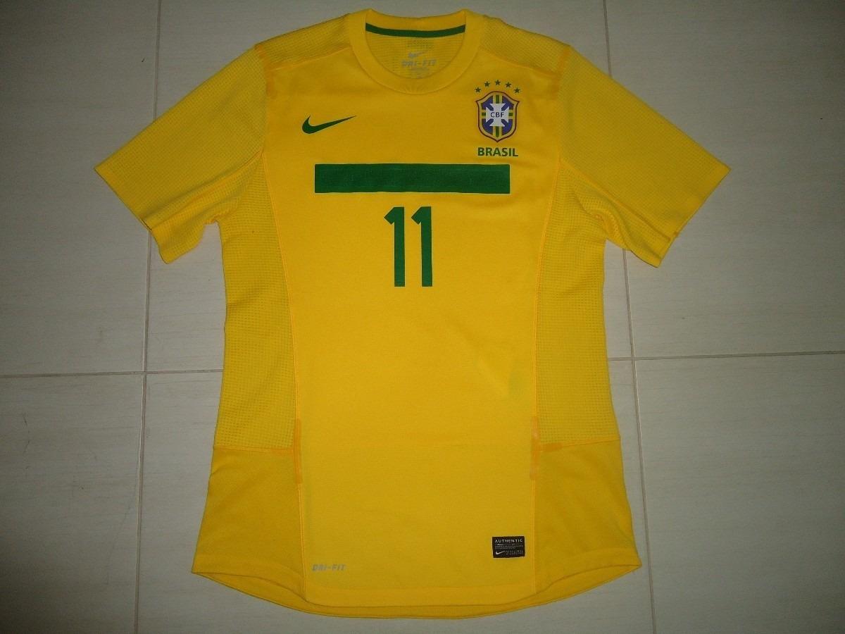 4708a99484 camisa da seleção brasileira 11 neymar modelo de jogo. Carregando zoom.