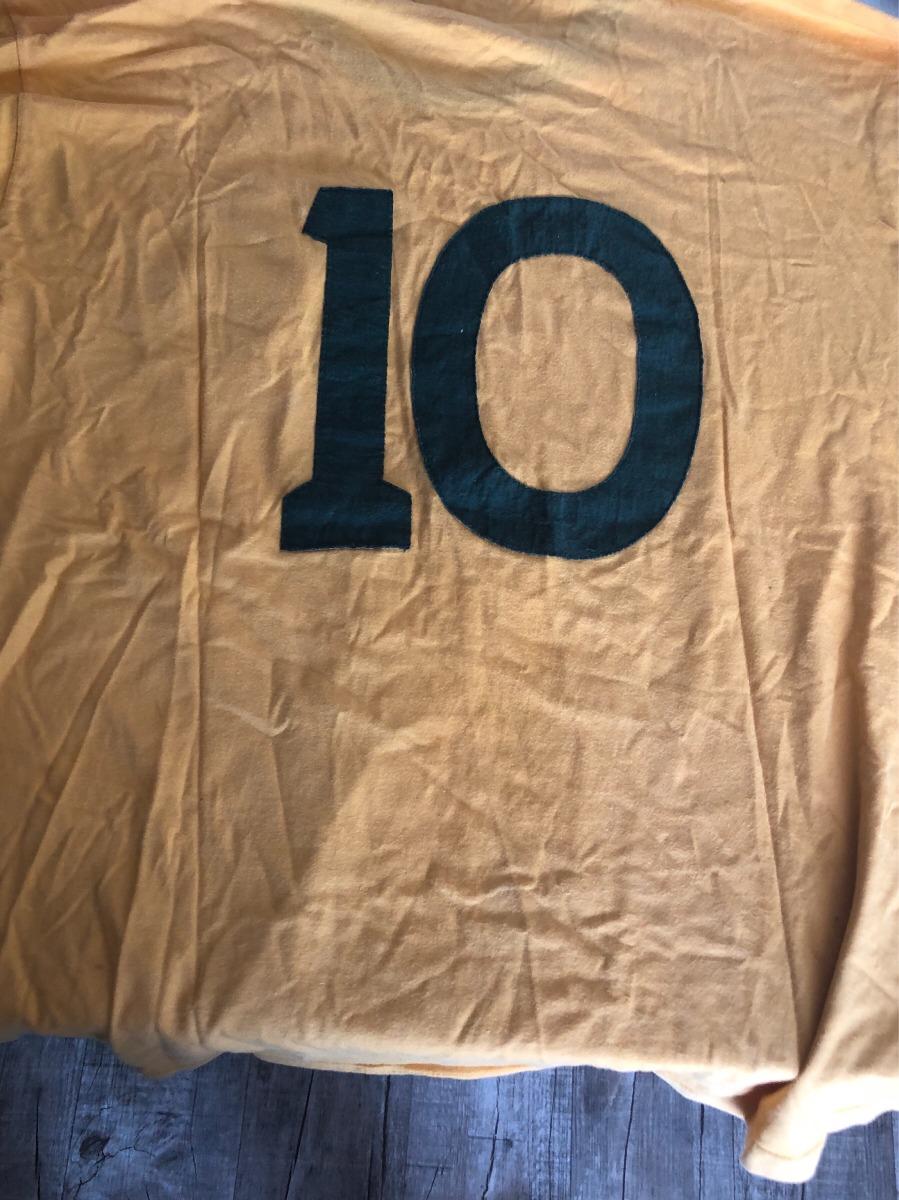 45bce8b99d camisa da seleção brasileira 1970 original. Carregando zoom.