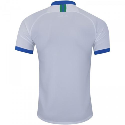 camisa da seleção brasileira 2019 - branca