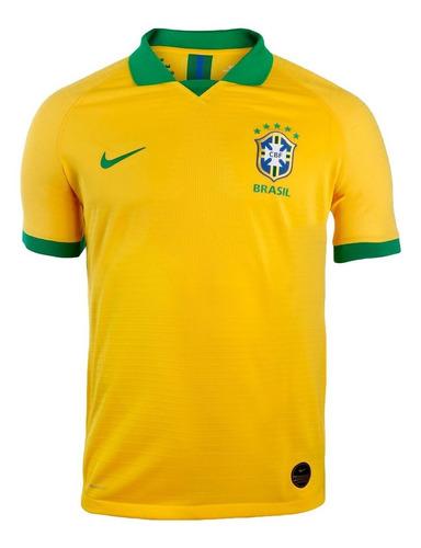 camisa da seleção brasileira 2019 original