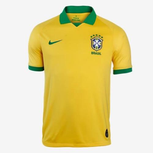 camisa da seleção brasileira 2019 original - frete gratis