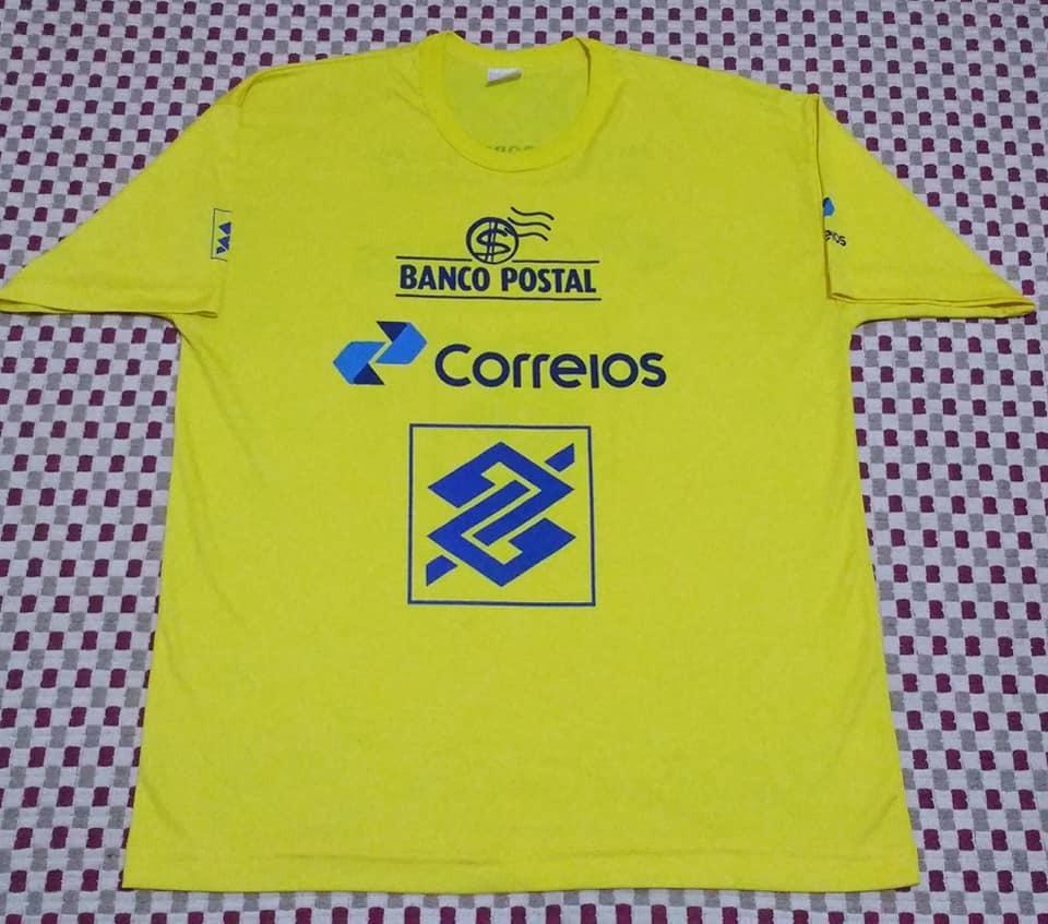 31d5bab158 camisa da seleção brasileira handebol. Carregando zoom.