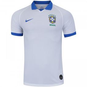 0df5bb8c86 Camisa Nike Seleção Brasil Iii - Futebol no Mercado Livre Brasil