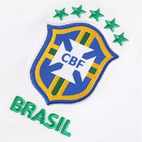camisa da seleção brasileira iii 2019 original -frete grátis