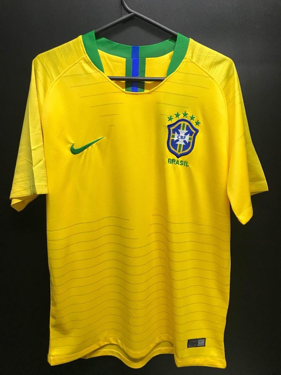 e7bb3bed47 camisa da seleção brasileira masculina copa do mundo 2018. Carregando zoom.