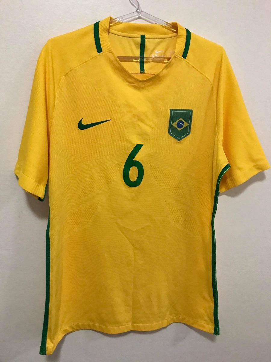 2a0f91a45 camisa da seleção brasileira olimpíadas 2016 de jogo. Carregando zoom.
