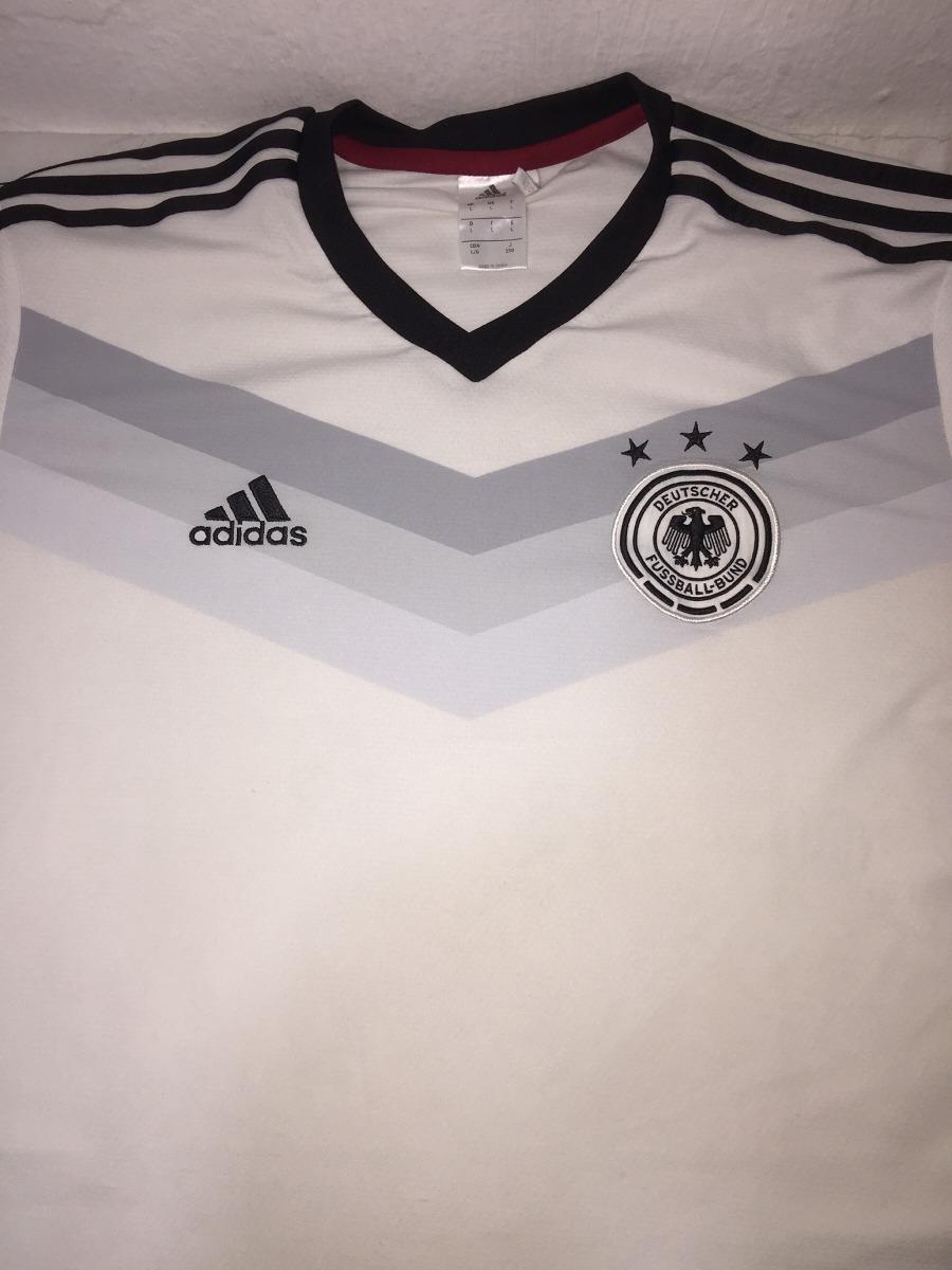 772d560177 camisa da seleção da alemanha branco e cinza sem número. Carregando zoom.