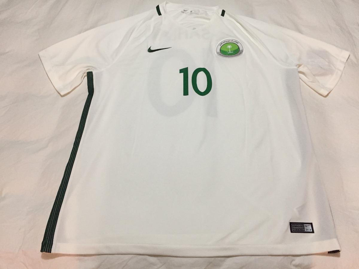 9260596cd camisa da seleção da arábia saudita 2016 17 home!!! Carregando zoom.