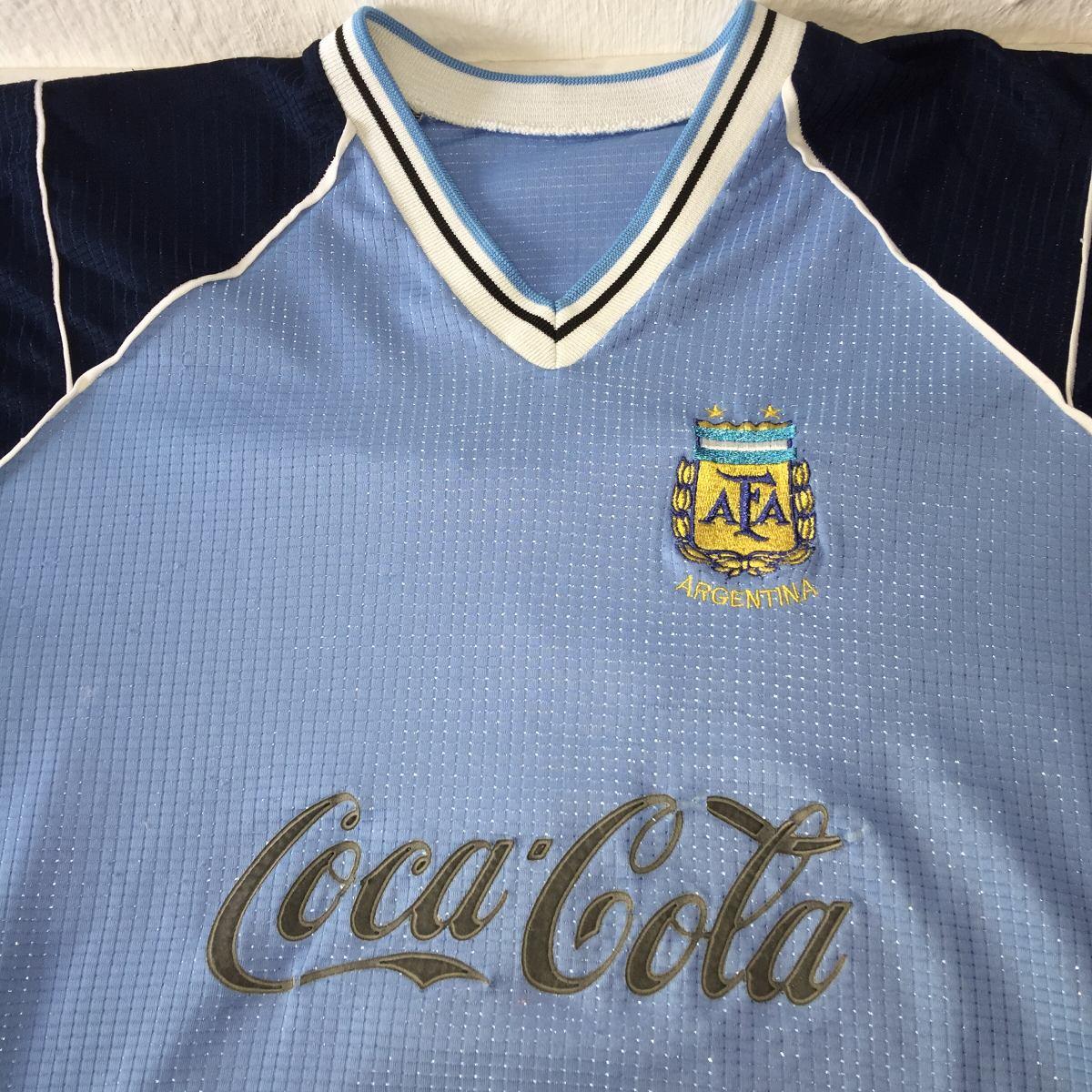 712b37d0bb camisa da seleção da argentina retro sorin. Carregando zoom.