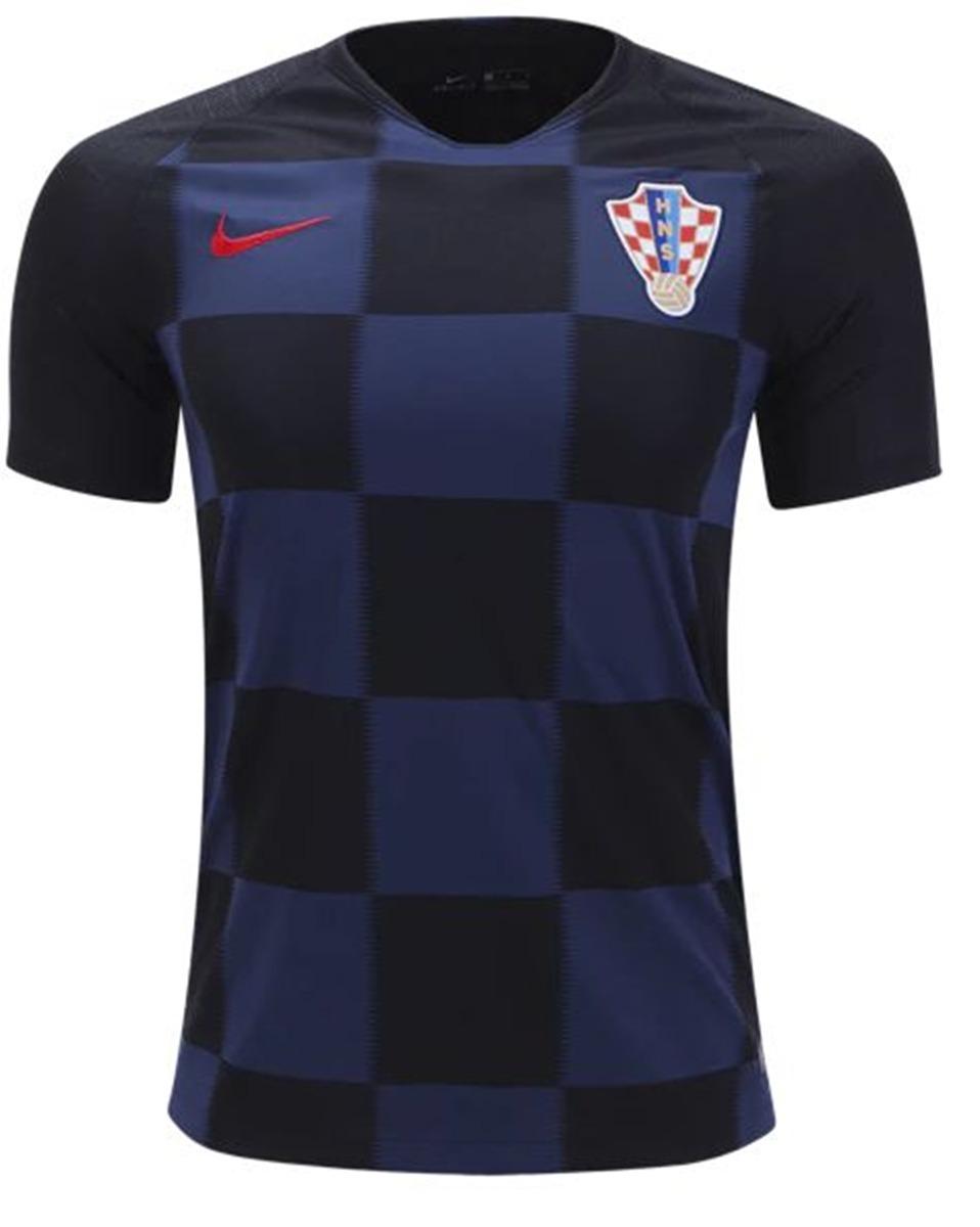 camisa da seleção da croácia 2018 oficial - mega desconto. Carregando zoom. 8c960ce7278a0