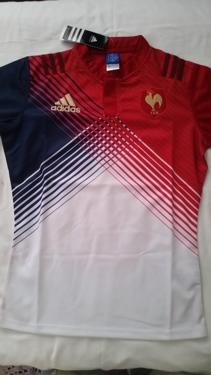 4cd70f3ee0 Camisa Da Seleção Da França De Rugby M