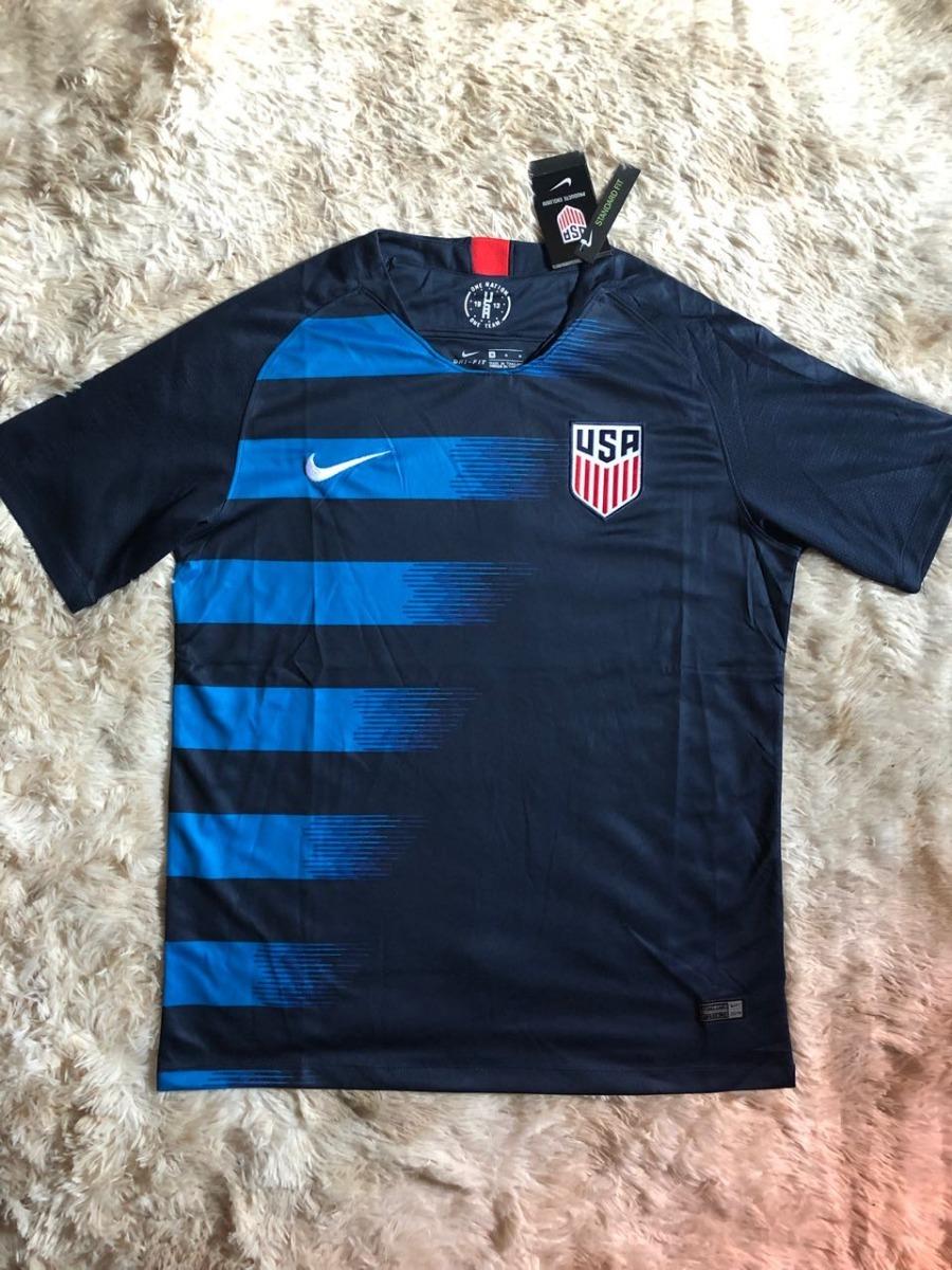 Camisa Da Seleção Do Estados Unidos Original - Nova Oferta - R  150 ... 08a63245a77b7