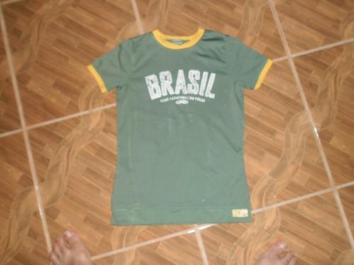camisa da seleção feminina de volei