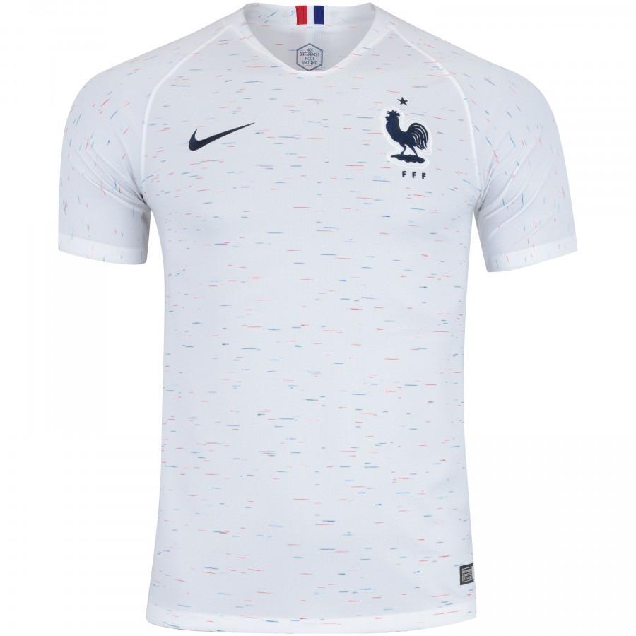 e10a41d895 camisa da seleção francesa frança 2018 copa do mundo russia. Carregando zoom .