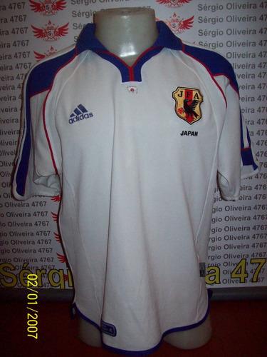 camisa da seleção japonesa anos 90