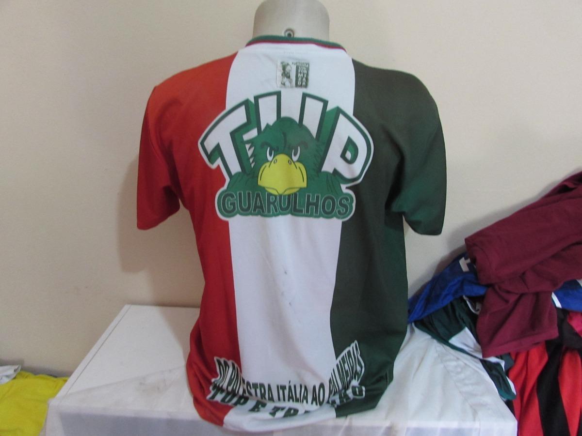Camisa Da Tup De Guarulhos - R  40 c0bf02f629e1a