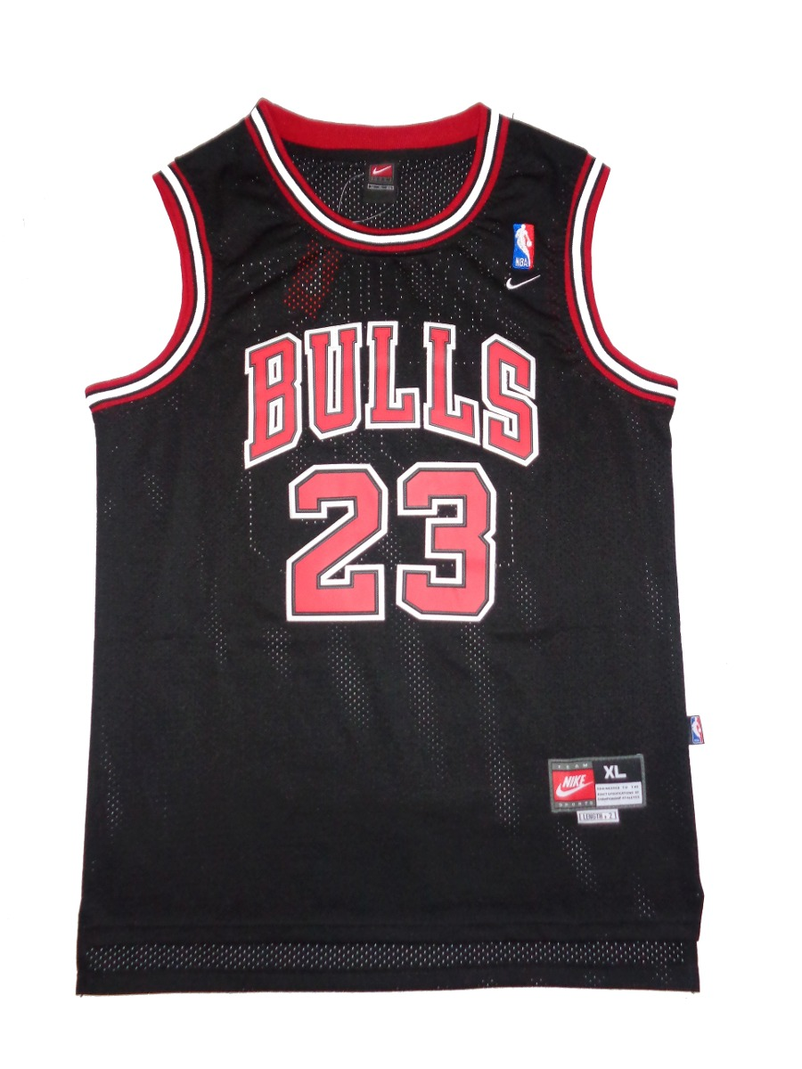 4dfbb1842 Camisa De Basquete Chicago Bulls - 23 - Michael Jordan - Nba - R ...