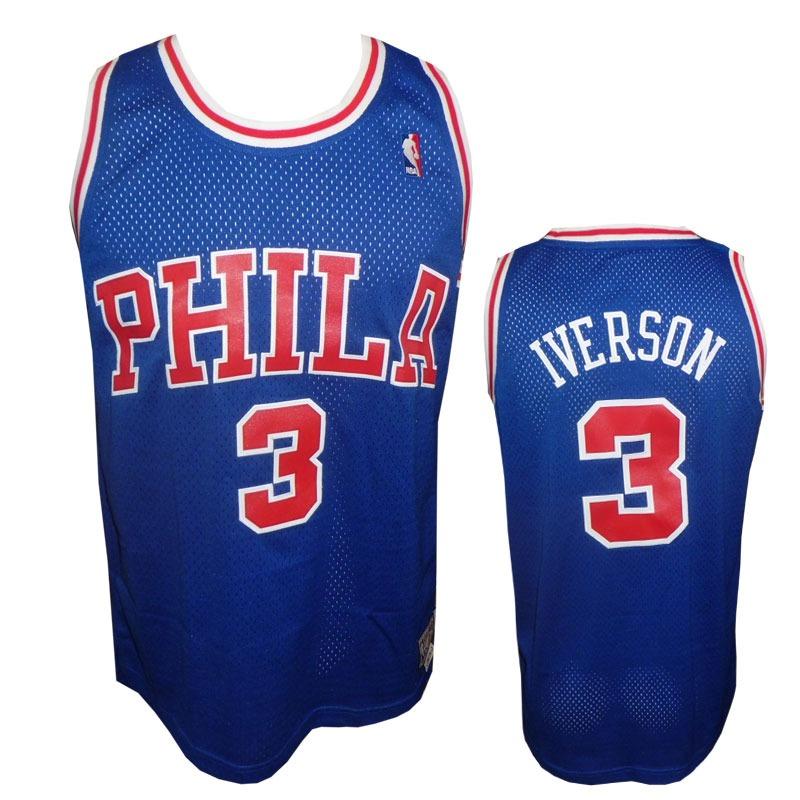 8baf103101 camisa de basquete oficial da nba philadelphia. Carregando zoom.
