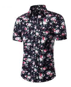 81b3e00bd1 Camisa De Botão Oakley - Camisa Curta Masculinas Preto com o Melhores  Preços no Mercado Livre Brasil