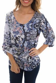 e49c45a358 Camisa Feminina As Costa Mais Longa - Calçados