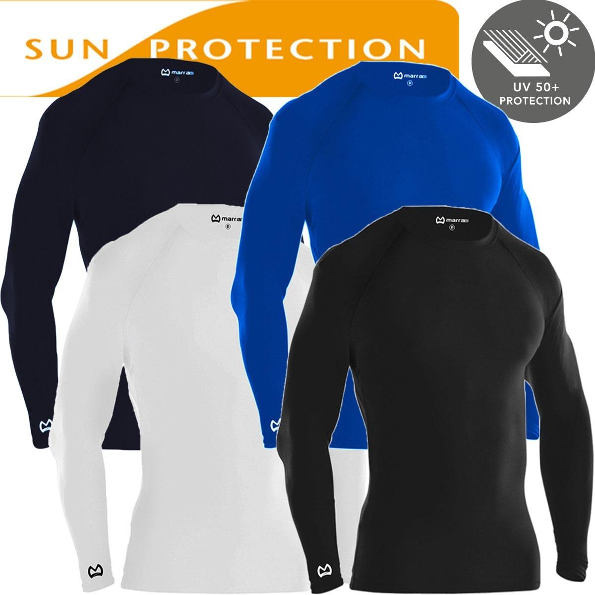99827cccdc775 camisa de compressão térmica marra10 pro proteção uv 4 peças. Carregando  zoom.