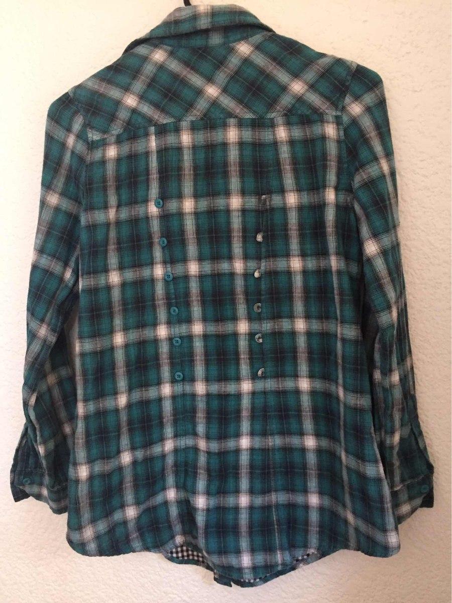 camisa leñador estilo zoom mujer cuadros Cargando de rqtxBfUwr de9393a573b0
