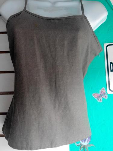 camisa de dama franela blusa