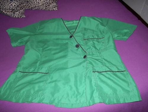 camisa de dama  para uniforme