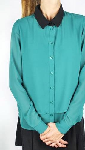 camisa de dama taura