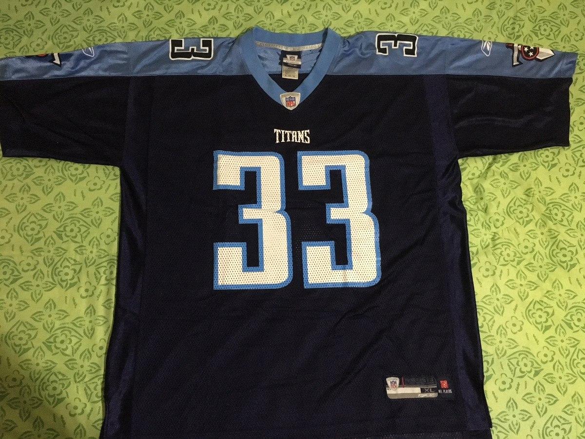 camisa de futebol americano tennessee titans. Carregando zoom. f75ba6329aa49