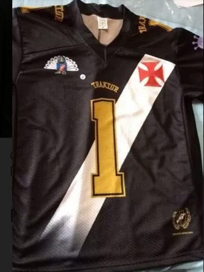 camisa de futebol americano vasco da gama. Carregando zoom. 14ff7dff3a142