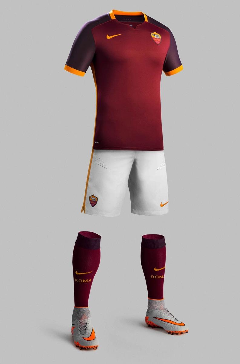 b57163e309dff Camisa De Futebol De Times Europeus Masculina.roma Etc. - R  169