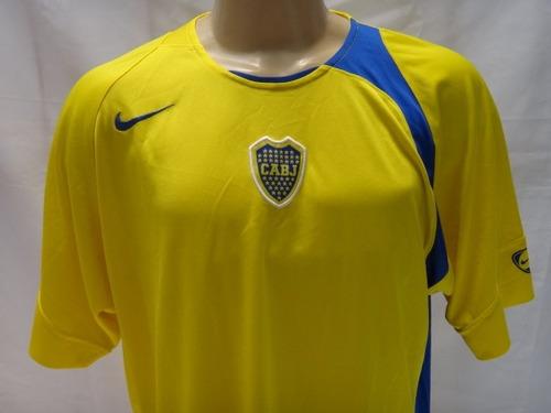 camisa de futebol do boca juniors de treino nike cabj