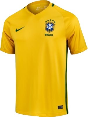 0bba6bad49 Camisa De Futebol Do Brasil 2018 (copa 2018) - R  110